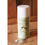 Body and face cream with cedarwood and mint
